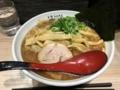 20180124 武蔵小杉 夢番地の鰹醤油ラーメン