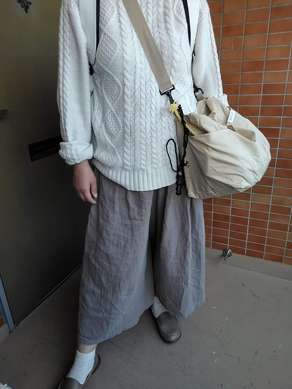 ポケットいっぱい保冷バッグ、2WAYでショルダーにも。
