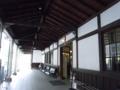 蒸気機関車館中、昔の駅舎イメージがあります。