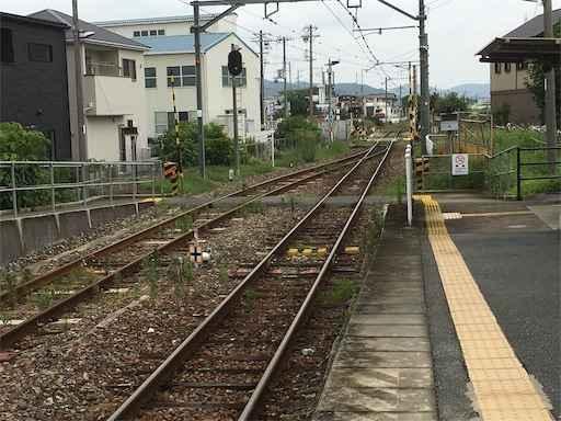 加古川線 日岡駅