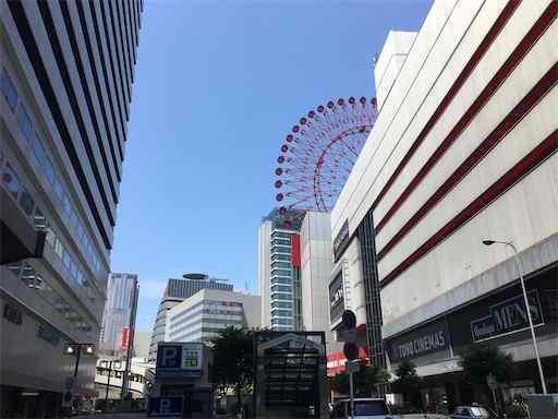 ナビオ阪急HEP大観覧車