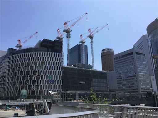 大阪梅田 阪神百貨店