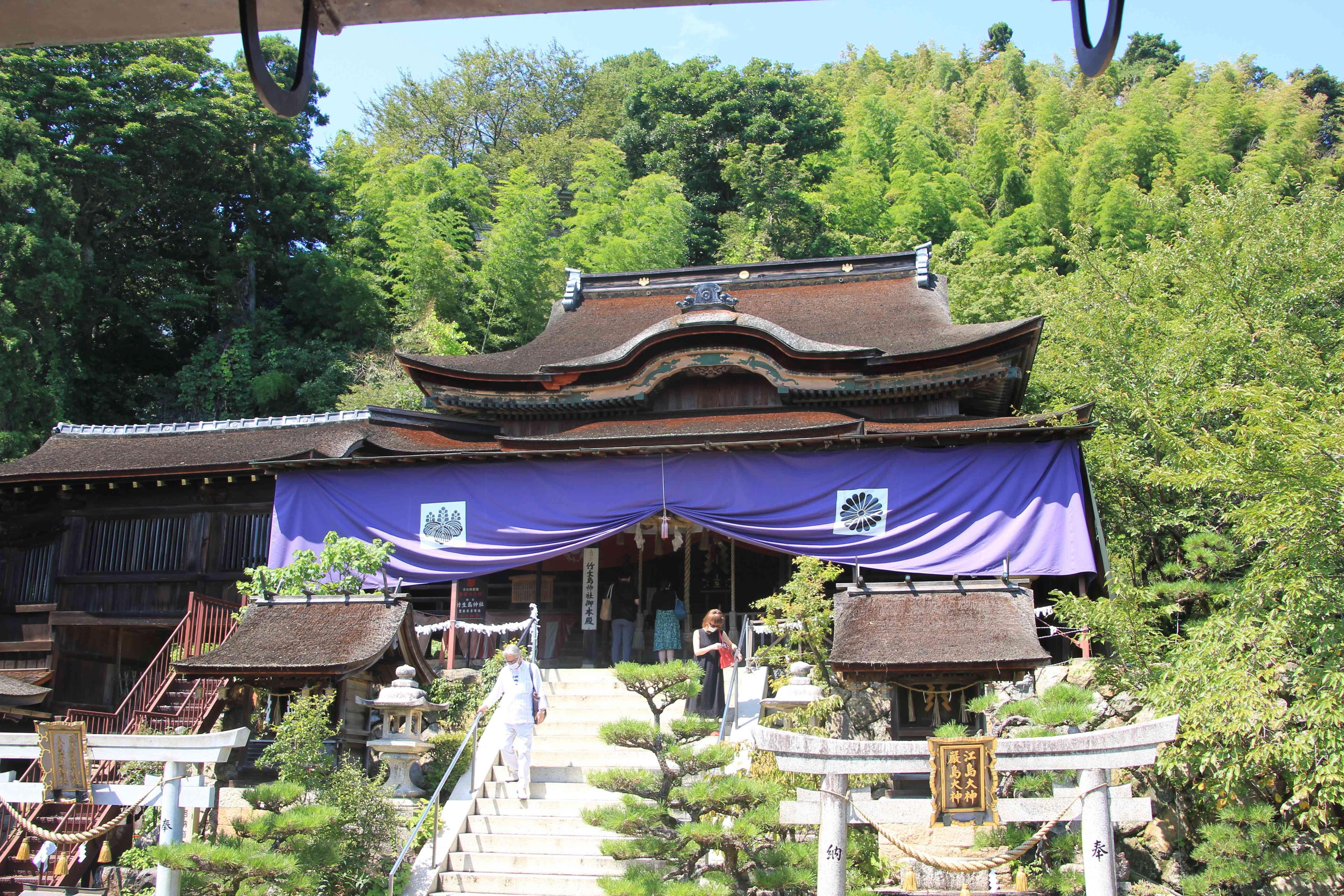 竹生島神社 本殿