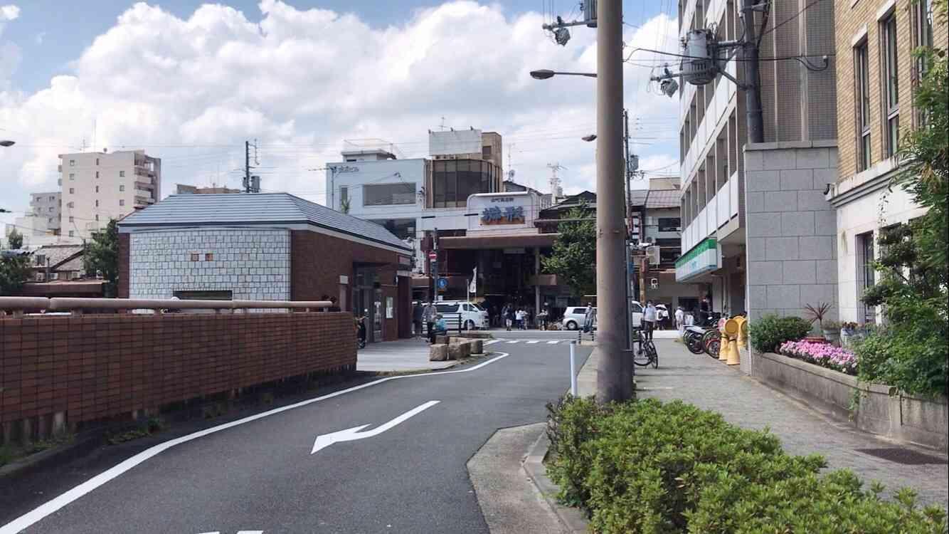 鯖街道から出町桝形商店街