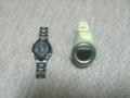 腕時計とForerunner405を比較