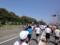 かすみがうらマラソン2010、3K地点