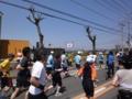かすみがうらマラソン2010、4K地点