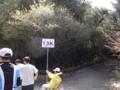かすみがうらマラソン2010、13K地点