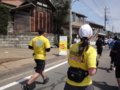 かすみがうらマラソン2010、15K地点