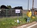 かすみがうらマラソン2010、18K地点