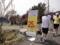 かすみがうらマラソン2010、25K地点