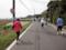 かすみがうらマラソン2010、33K地点