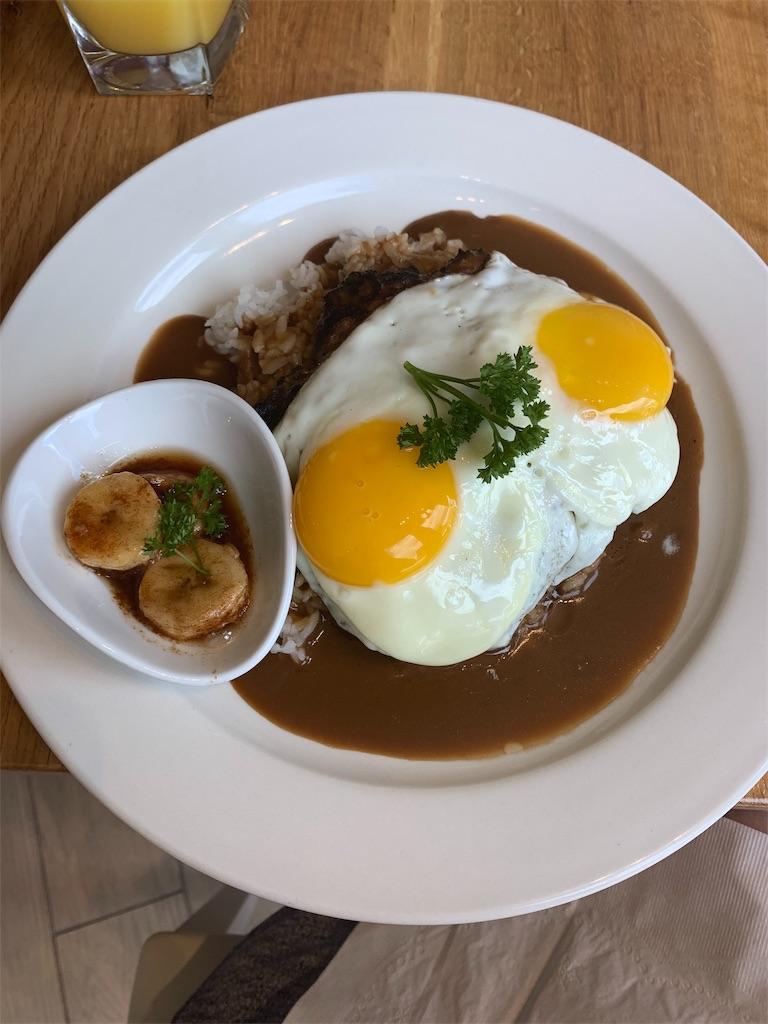 ハワイ レストラン おいしい ロコモコ ステーキ パンケーキ パン屋