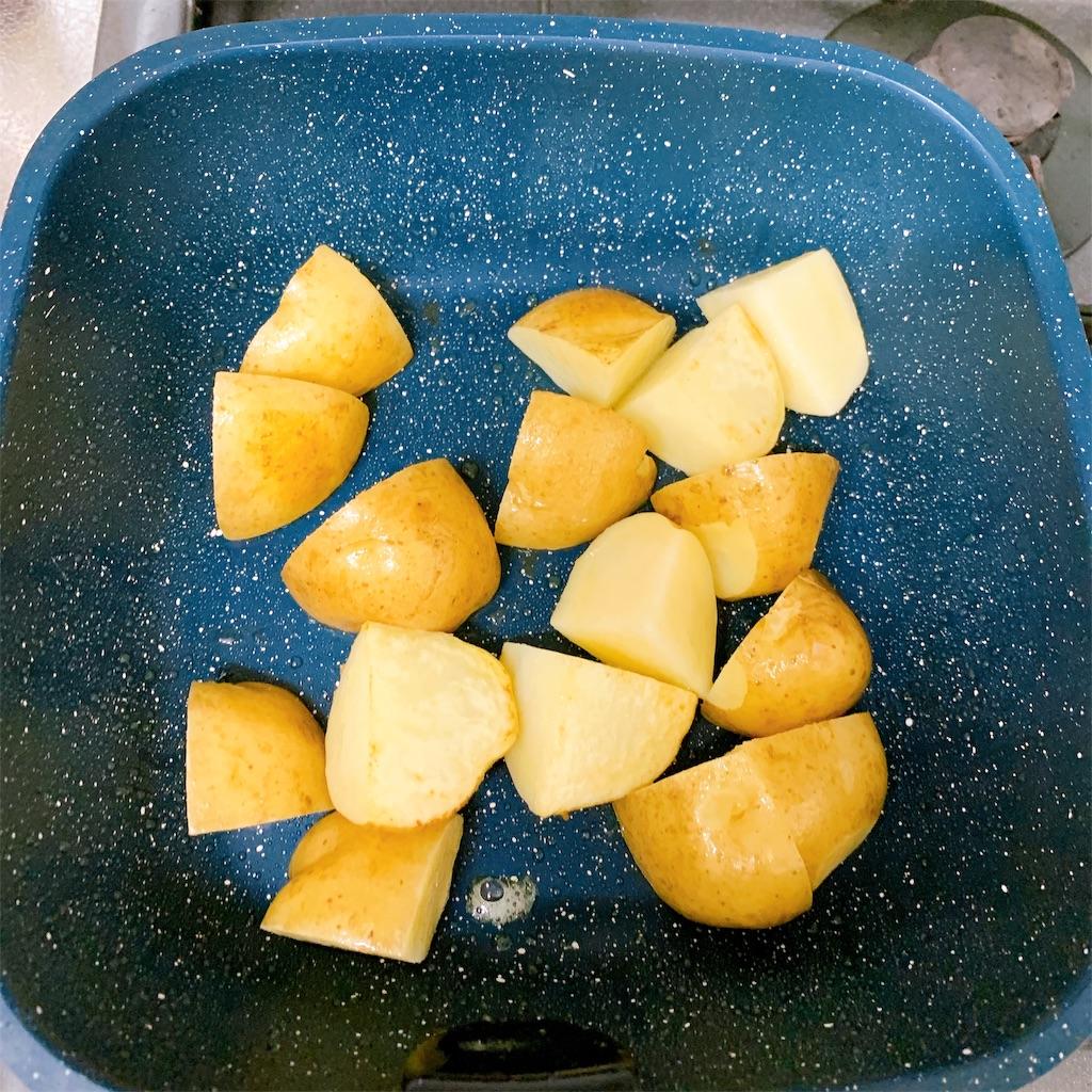 ジャガイモ ロース肉 豚カツ用 レシピ 簡単 人気 美味しい