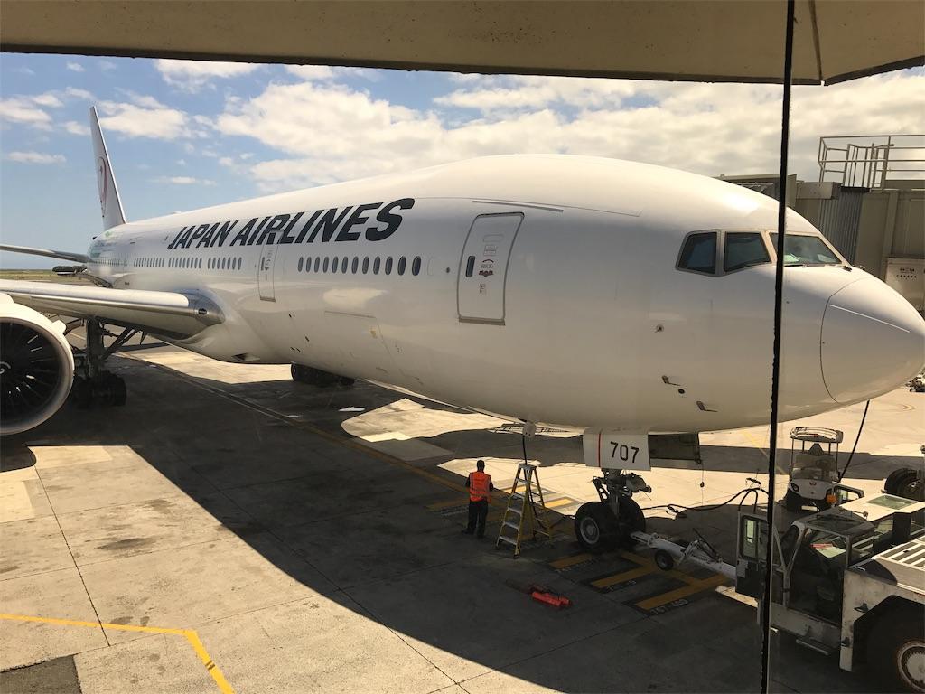 JAL 日本航空 ハワイ便 復活 ホノルル便 羽田 成田 空港 運行再開