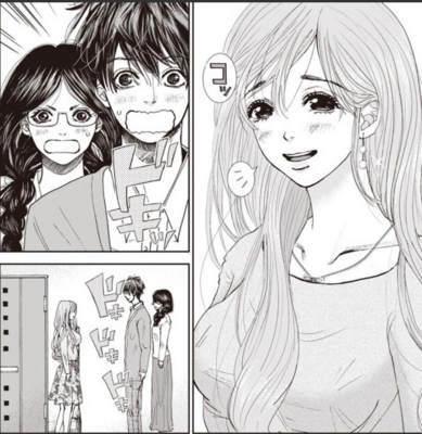 桐太と花音は高校時代の同級生