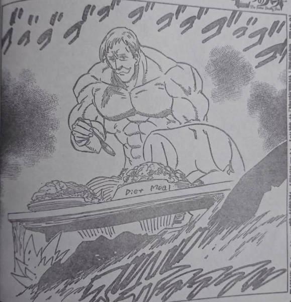エスカノール対ホークの戦い!