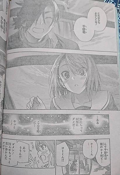 千紗希とコガラシ