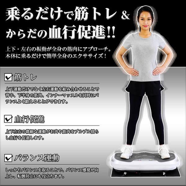 3D振動マシン バランスウェーブネオ(BALANCE WAVE Neo)