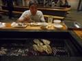 厚岸 道の駅 焼き牡蠣