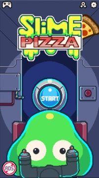 Slime Pizza ゲーム画面