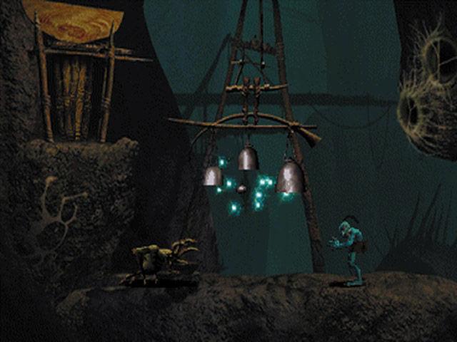 Oddworld: Abe's Oddyseeスクリーンショット