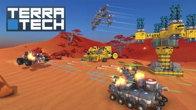 TerraTech スクリーンショット