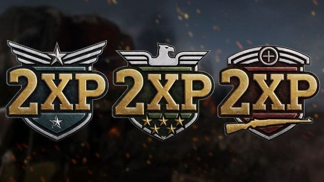 Call of Duty:WWII COD WW2 経験値2倍