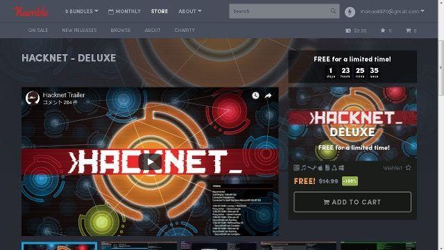 Hacknet Deluxe