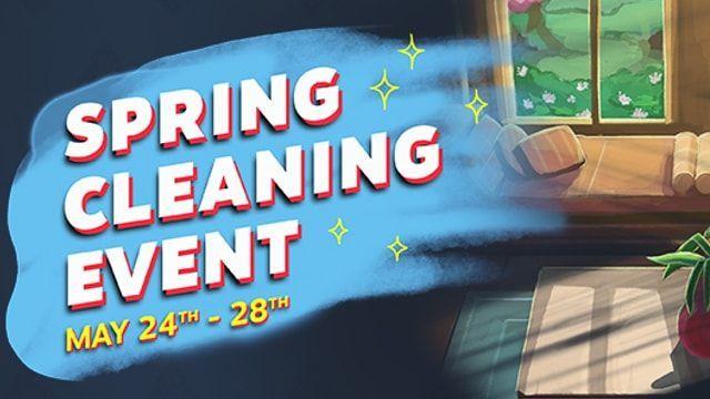 Steam 春の大掃除
