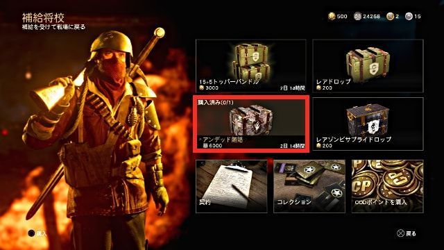 Call of Duty:WWII COD WW2 Attack of the Undead