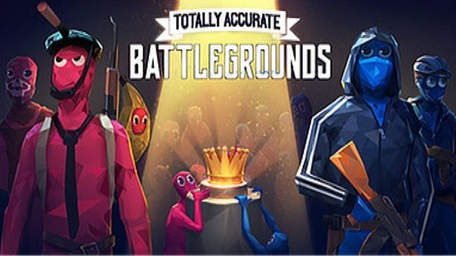 Totally Accurate Battlegrounds TABG