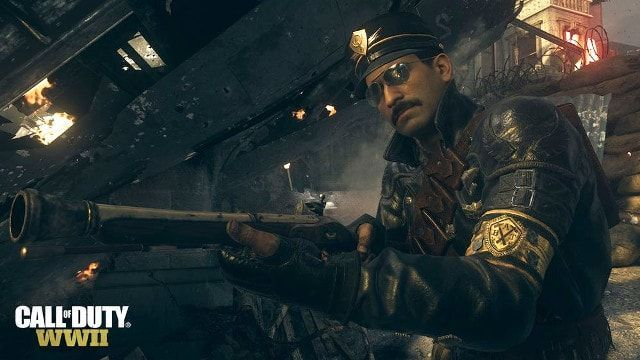 Call of Duty:WWII CODWW2 Attack of the Undead アンデッドの襲来
