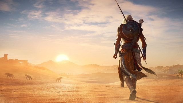 Assassin's Creed Origins アサシンクリード