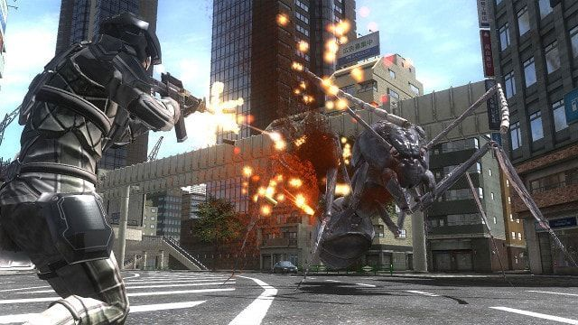 EARTH DEFENSE FORCE 4.1 地球防衛軍 4.1