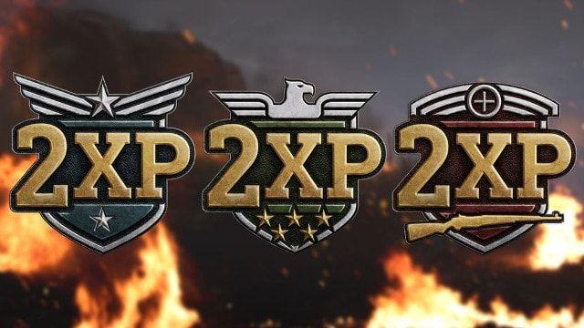Call of Duty WWII COD WW2 2XP
