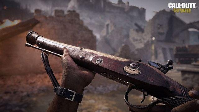 Call of Duty:WWII COD WW2 ラッパ銃