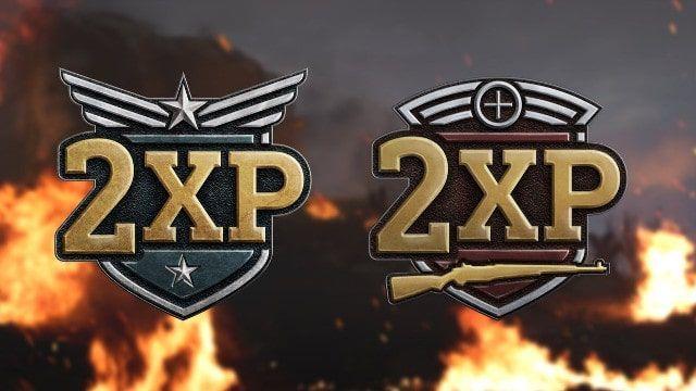 Call of Duty:WWII COD WW2 経験値2倍