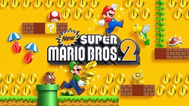 New スーパーマリオブラザーズ2