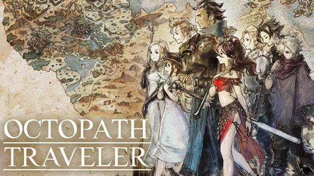 OCTOPATH TRAVELER オクトパス トラベラー