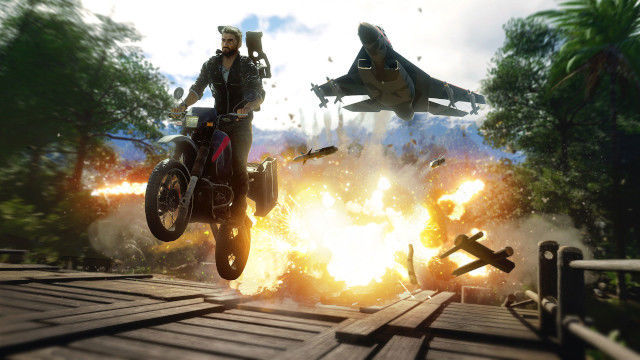 Steamフリープレイ Just Cause 4 Reloaded