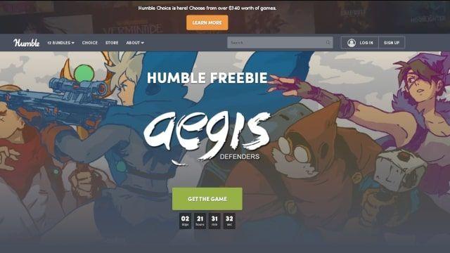 Humble Aegis Defenders イージス ディフェンダーズ