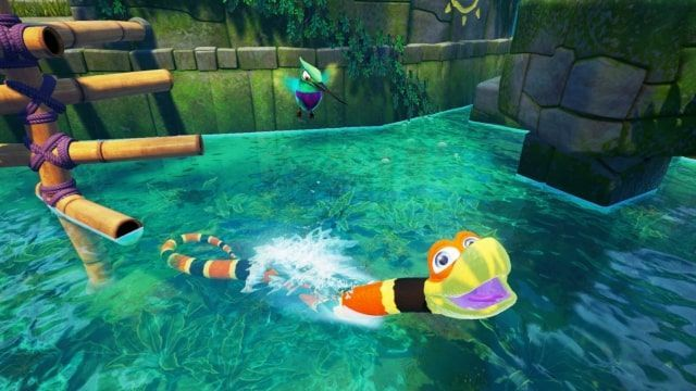Humble Snake Pass スネークパス