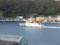 波浮港にて海上保安庁の巡視船。丁度火曜日に生徒と一緒に、横浜海