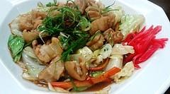 200900724-01金沢「いろは食堂」シロの味噌煮