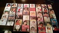 20090724-07第5回昭和歌謡レコード鑑賞会 第1部全ジャケット