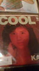 20091222-07第3回昭和歌謡レコード鑑賞会 若林加奈「COOL」