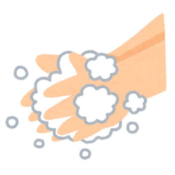 手洗い 新型肺炎予防