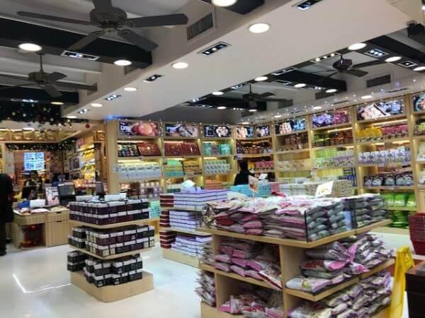 広東語 ショッピング お菓子