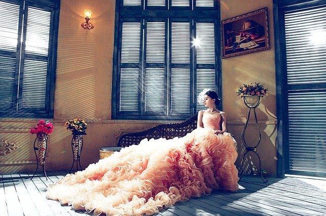 国際結婚 スタジオ撮影
